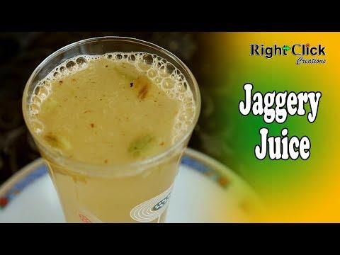 Jaggery Juice