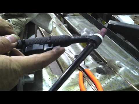 Tig Welding Carbon Steel - 309 filler rod