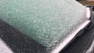 ICE + SNOW ~ HOUSTON SHUT DOWN!!! 1/16/18