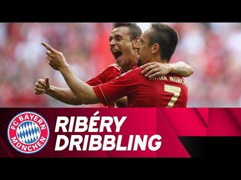 Divine Dribbling - Franck Ribéry's brilliant strike against HSV | Season 2011/12