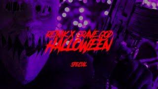 'HALLOWEEN' Hard Dark Scary Trap Beat Rap Instrumental | Prod. GRAVE GOD X RETNIK | 2016