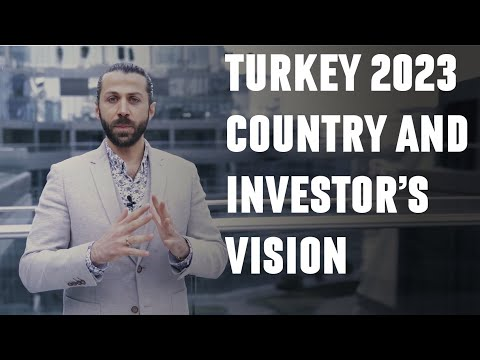Turkey 2023 vision roadmap the reason behind the creation of Istanbul canal  Mimary Real estate