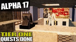 ALPHA 17 | DOGS ARE BETTER THAN ZOMBIES | 7 Days to Die Alpha 17 Gameplay | S17.3E55