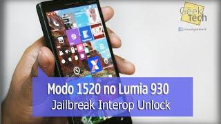 Interop unlock windows phone 10