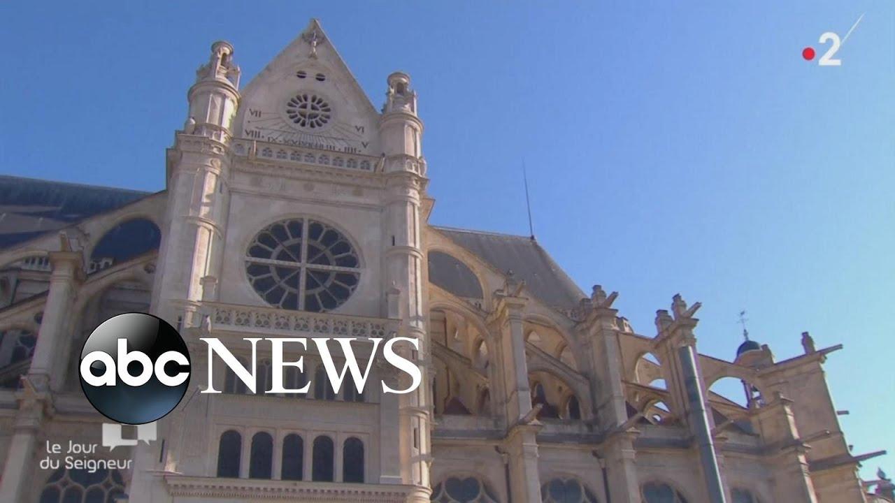 Bells of Notre Dame remain silent on Easter