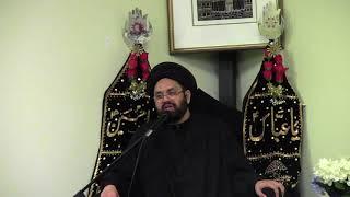 Shahadat of Bibi Fatima S.A speech English/urdu by Maulana Shahryar Abidi Feb 2018