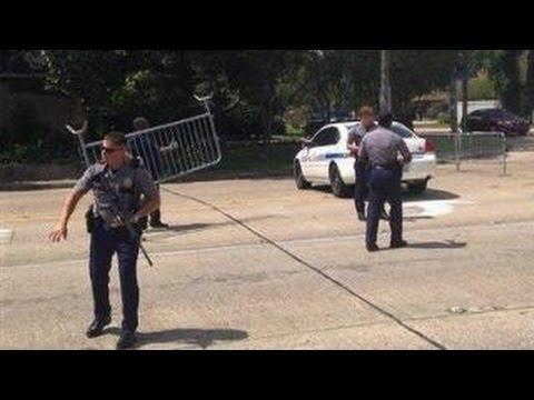 Covering Baton Rouge killings