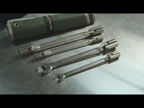 Шарнирные ключи «Дело Техники» серий 516, 517