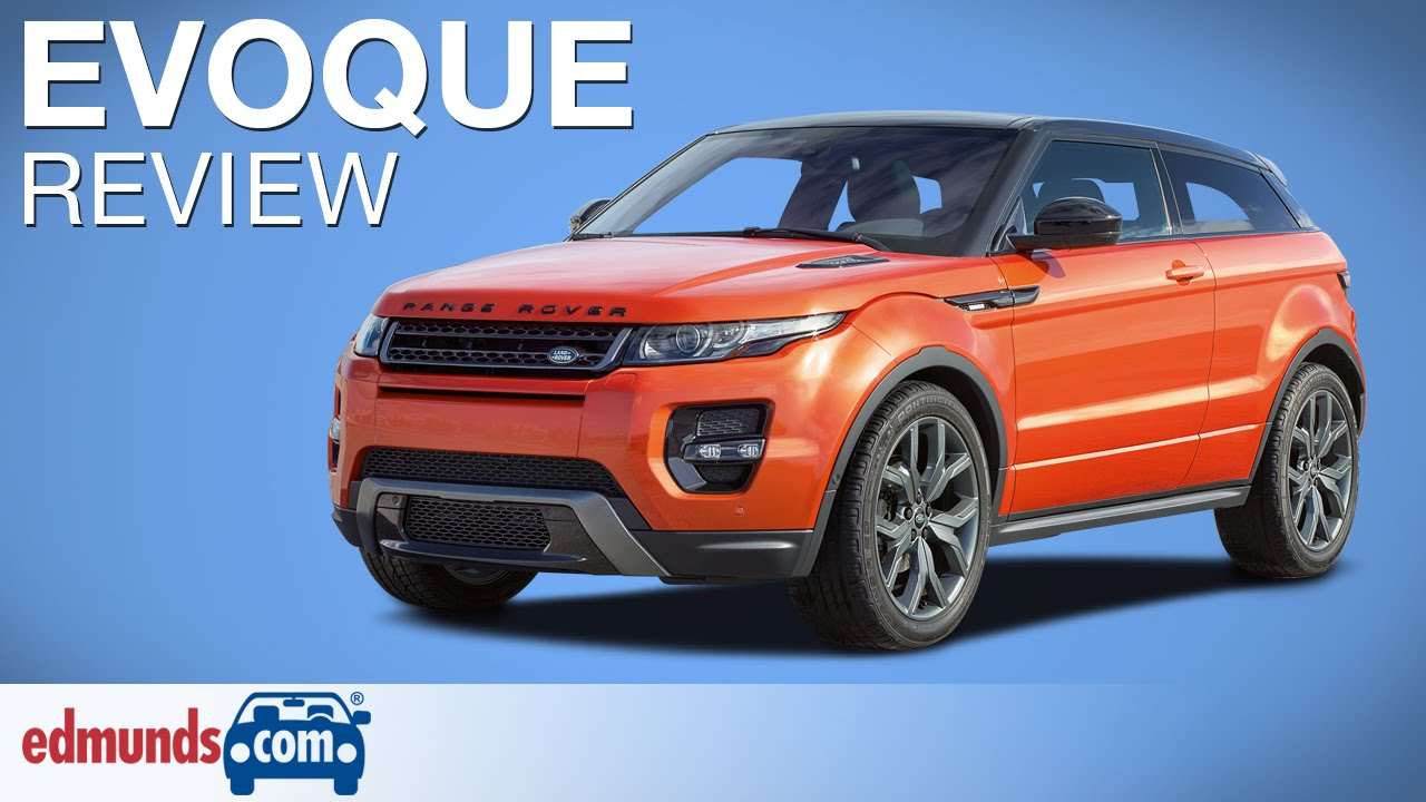 2015 Land Rover Range Rover Evoque Review - YouTube