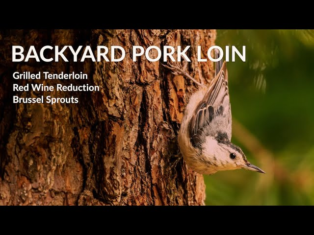 PORK TENDERLOINS & Widdle Cabbages