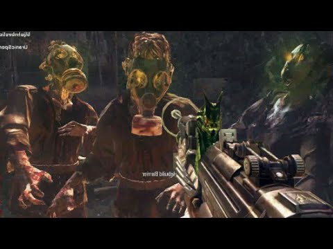 Best Zombies Team Ever Call Of Duty Black Ops Zombies Shangri La Gameplay