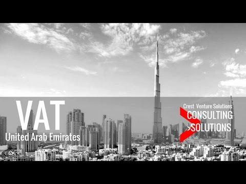 VAT Implementation UAE Session 2 - Crest Venture Solutions