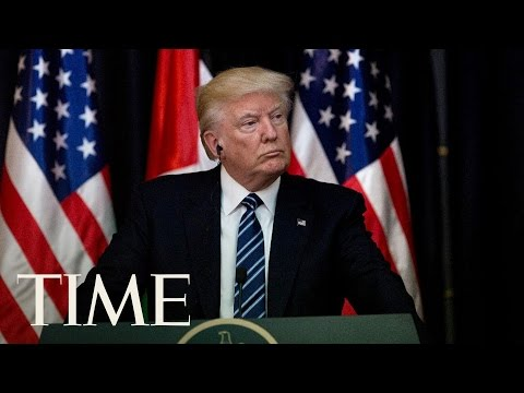 President Donald Trump's Full Remarks On 'Evil Losers' Who Attacked Manchester | TIME