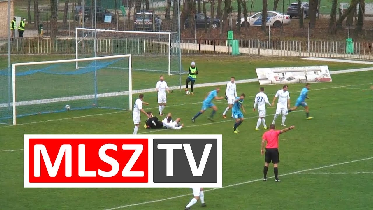 Credobus Mosonmagyaróvár - ZTE FC |3-1 (1-0) | Merkantil Bank Liga NB II.| 19. forduló |