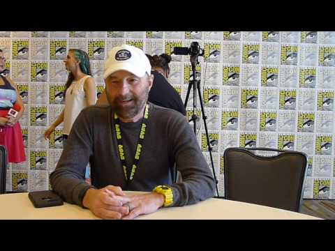 Beau Smith for Wynonna Earp at SDCC 2017