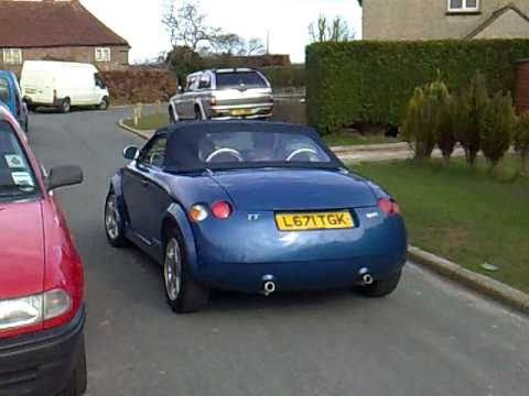 £700 Insurance for a 17 year old !Banham car for sale Audi TT replica See Ebay Banham sale 2