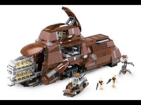 Lego Star Wars 7662 Mtt Review 2007 Mtt Youtube