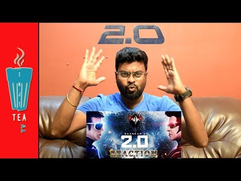 2.0 Official Teaser | Reaction | Tamil | Rajinikanth - Akshay Kumar - A R Rahman - Shankar