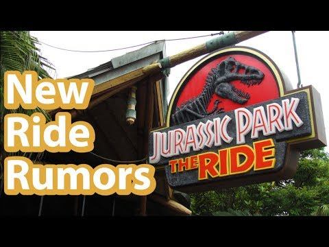 [HOT] New Jurassic Park Coaster Rumors for Universal Orlando Plus Rumors New & Debunked