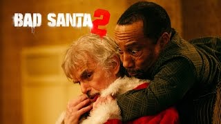 Bad Santa 2 | Official Trailer #2 (HD) – Billy Bob Thornton, Tony Cox,  Kathy Bates | MIRAMAX