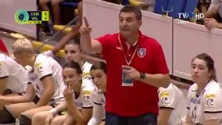 CSM Bucureşti - SCM Râmnicu Vâlcea (Supercupa României 2018)
