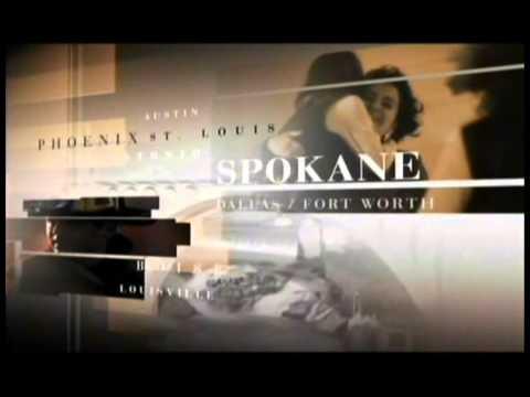 Spokane's CW 22 (KSKN-TV) Full Belo Station ID