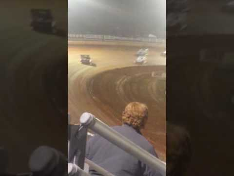 2017 super bowl on dirt at Golden isles speedway