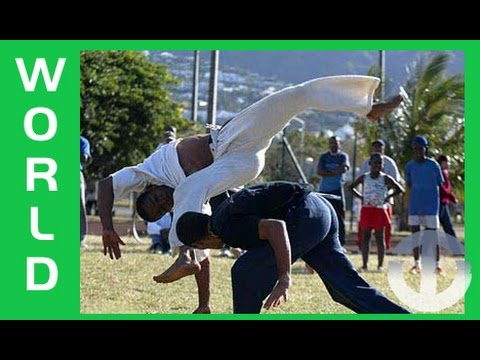 Diamanga | Traditional Martial Art of Madagascar on Trans World Sport