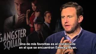 Gangster Squad. Brigada de Élite - Entrevista Ruben Fleischer (director)