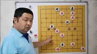 解读街头象棋残局:黑龙江鹤岗市一局残局,没有哪个攻擂的赢过