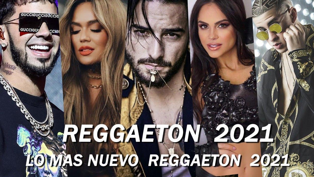 Reggaeton Mix 2021 - Maluma, Bad Bunny, Karol G, Natti Natasha - Musica 2021 Lo Mas Nuevo Reggaeton