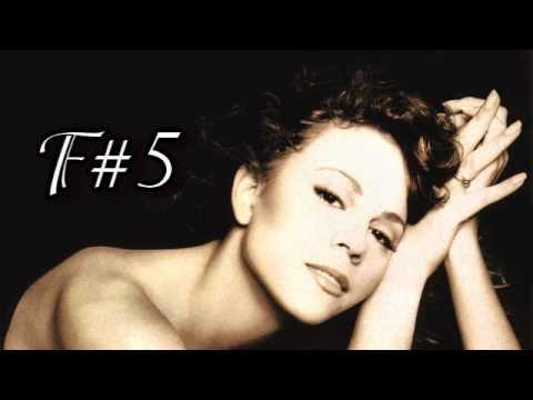 Mariah Carey - Vocal Range: Music Box (D3 - E7)