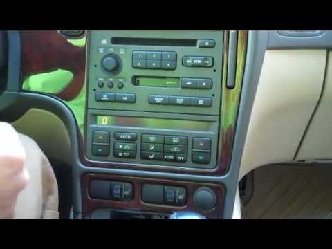 Saab 9 5 Climate Control Repairs Youtube