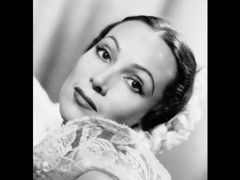 Dolores del Rio ~For my friend E. Preston 🌺