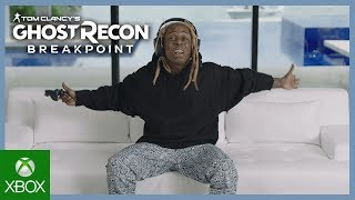 Tom Clancy's Ghost Recon Breakpoint: Squad Up ft. Lil Wayne | Live Action | Ubisoft [NA]