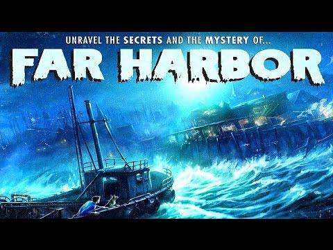 Fallout 4 DLC Far Harbor Explorations/Constructions/Armes (1) #5