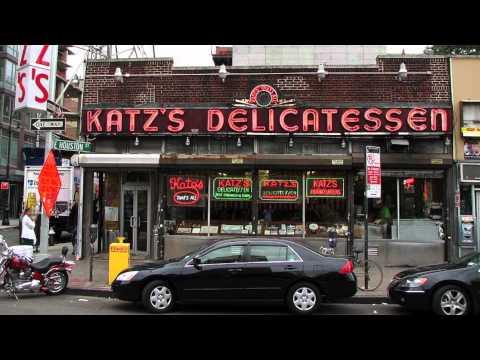 Katz's Deli Tour NYC