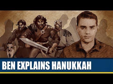 Ben Shapiro Explains Hanukkah