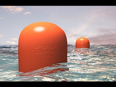The R&D project HiWave, focused on high efficiency wave power.