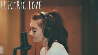 Electric Love - BØRNS (Brittin Lane Cover)