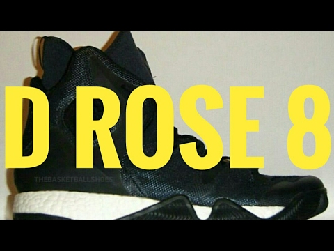 d rose 8