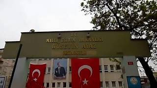 FİKİRTEPE  / HUSEYIN  AYAZ - ORTAOKULU