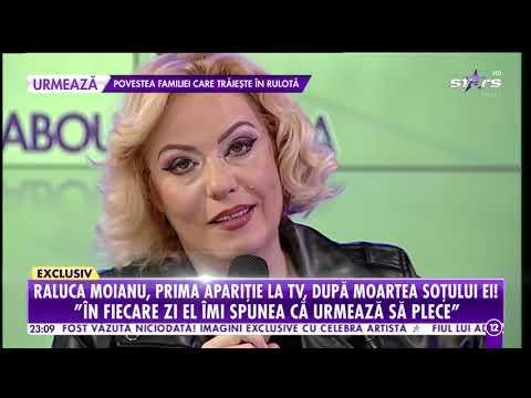 Raluca Moianu, în