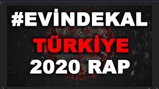 #Evindekal TÜRKİYE 2020 korona Rap Müzik ( Bir Mesajda Sen Ver ) ! Küresel Salgın Koronavirüs