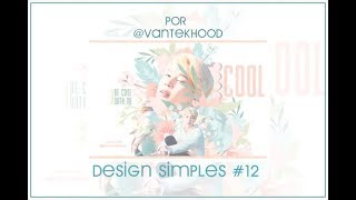 Capa para Fanfic (Spirit) - Divertida - Design Simples #12