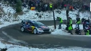 WRC Rally de Montecarlo 2017 HD | WRC New Generation | CMSVideo