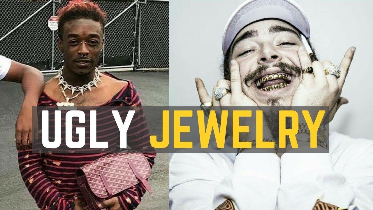 The UGLIEST Jewelry Men Wear