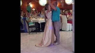 Коротко о свадьбе Артура и Насти#ведущий#Александра#Сиденко#