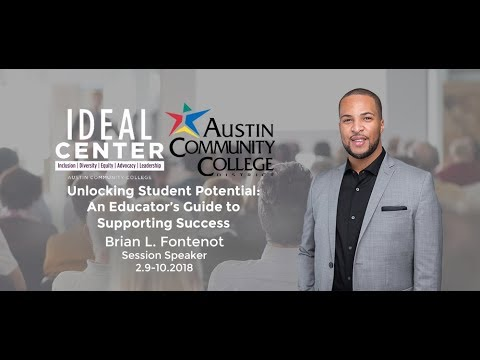Unlocking Student Potential at Austin Community College Regional Equity Summit