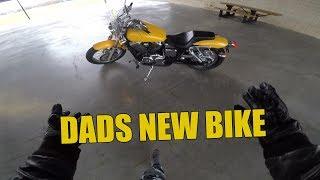 Honda Shadow 750 Vlog!